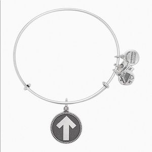 Retired Alex and Ani Stand Up To Cancer Bracelete